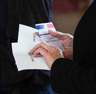 Primera vuelta de las elecciones presidenciales en Francia