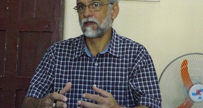 Ariel Terrero, director del Instituto Internacional de Periodismo José Martí