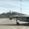 Un caza МiG-29 SMT en un aeródromo ruso en Astracán