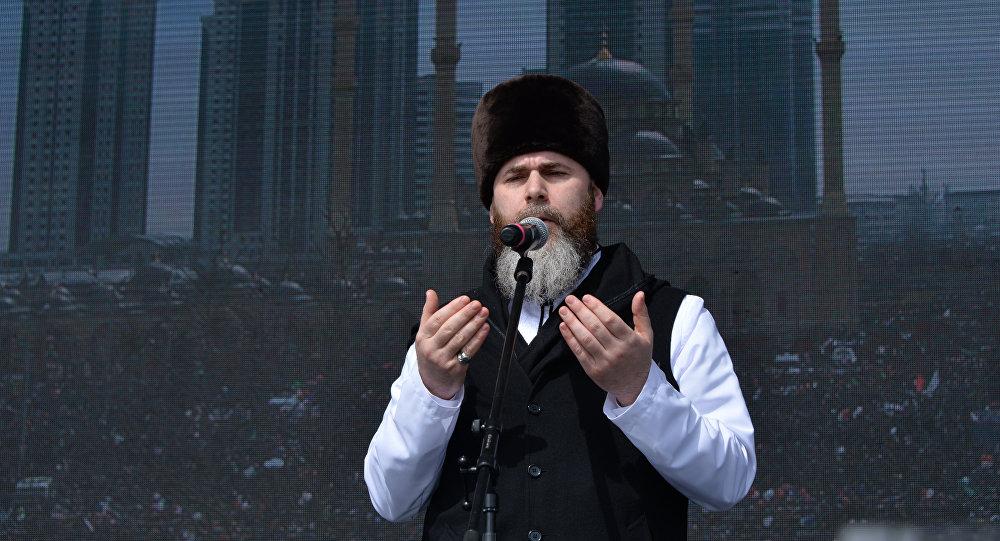 Salah Jadzhi Mezhiev, muftí de Chechenia