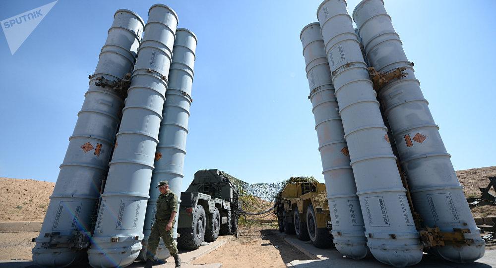 Irán prueba exitosamente los sistemas rusos S-300