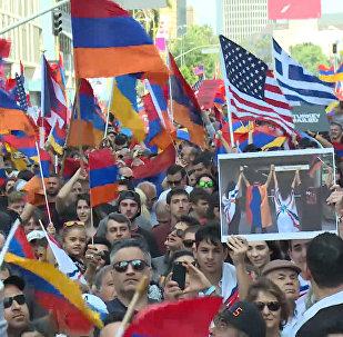 El mundo conmemora el aniversario del genocidio armenio
