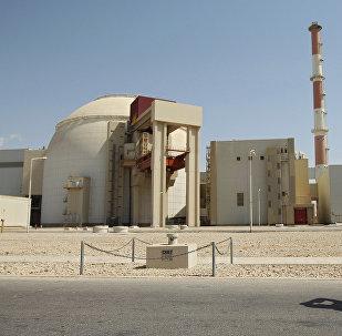 Central atómica de Bushehr en Irán