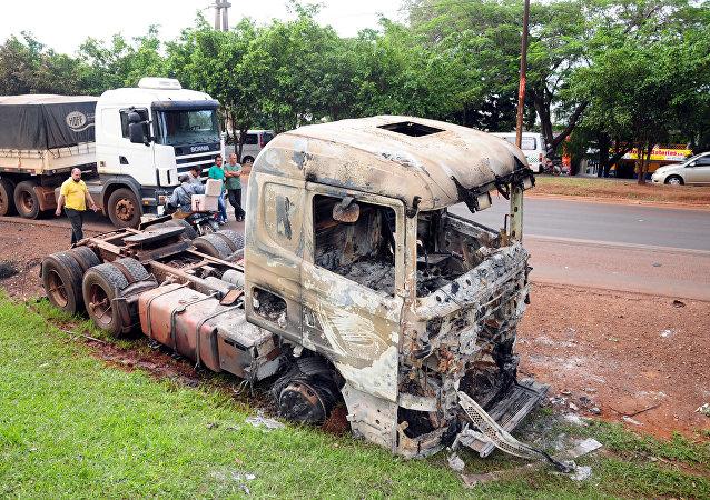 Consecuencias de un robo multimillonario en Paraguay