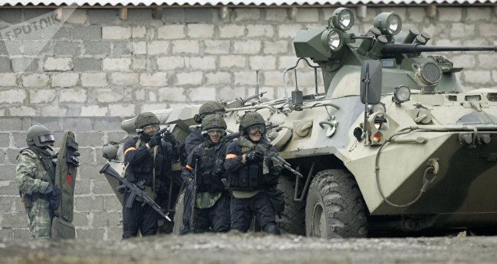 El Servicio Federal de Seguridad de la Federación Rusa o el FSB (archivo)
