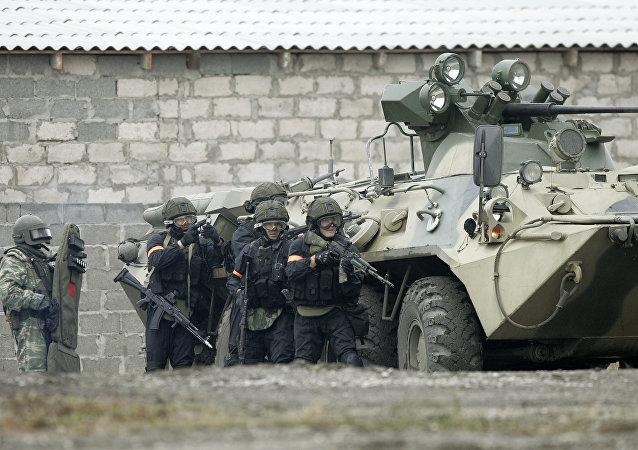 El Servicio Federal de Seguridad de la Federación Rusa o el FSB