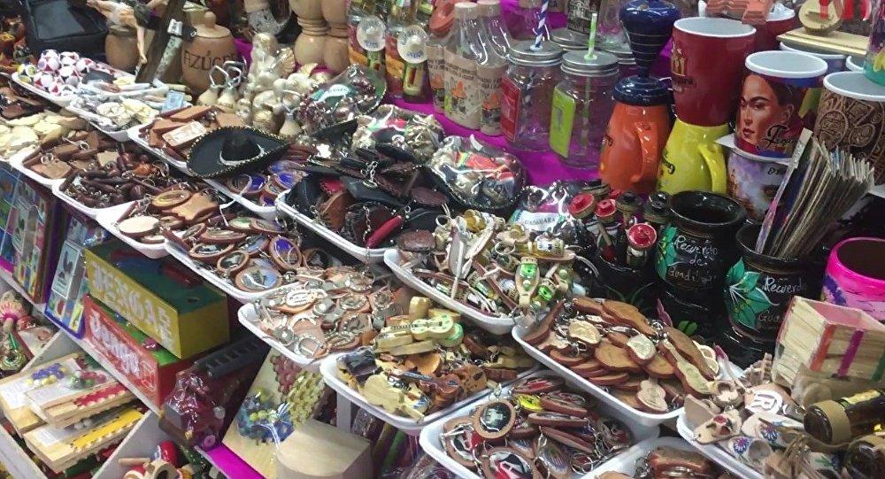 Mercado San Juan de Dios, icono para todos los turistas