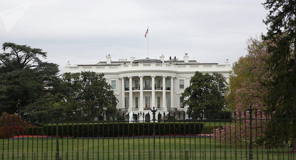 La Casa Blanca en Washington