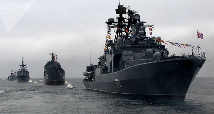 Día de la Armada de Rusia