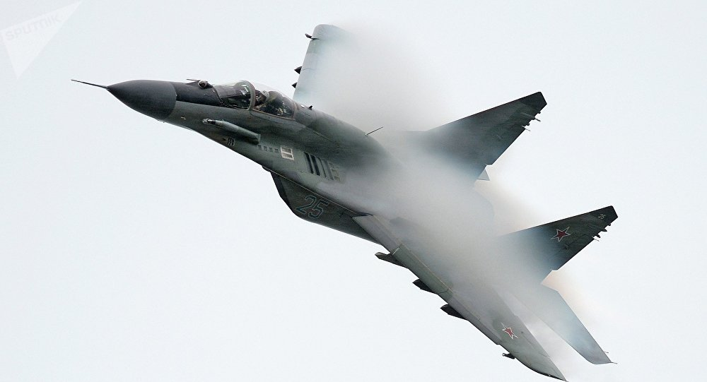 MiG-29 (archivo)