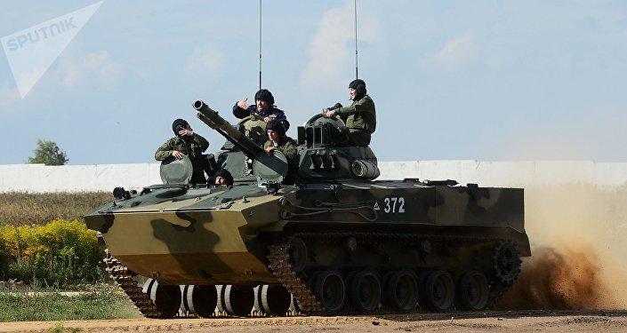 Vehículo de combate BMD-4M