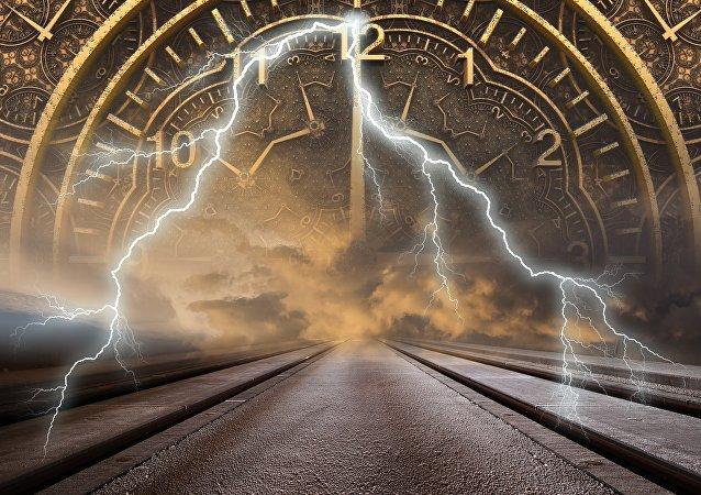 Viaje a través del tiempo
