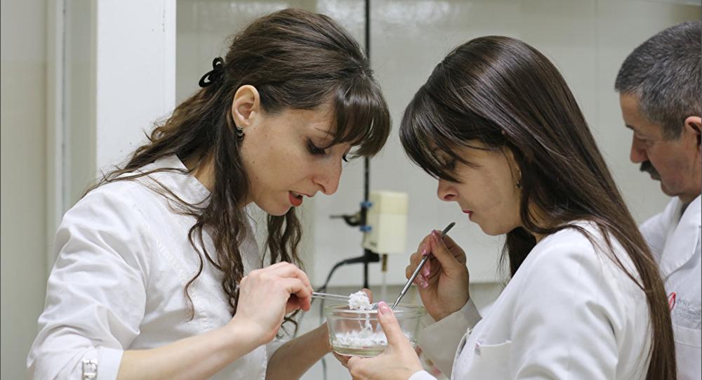 El laboratorio de polímeros avanzados de la Universidad Estatal de Cabardino-Balkaria