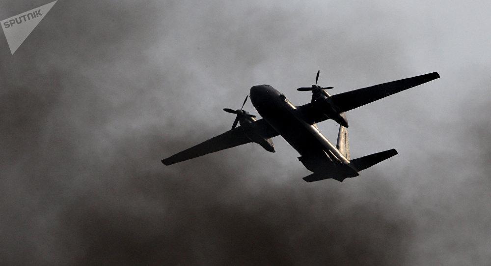 Mueren 32 personas al estrellarse avión militar ruso en Siria