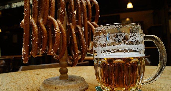 Jarra de cerveza (archivo)