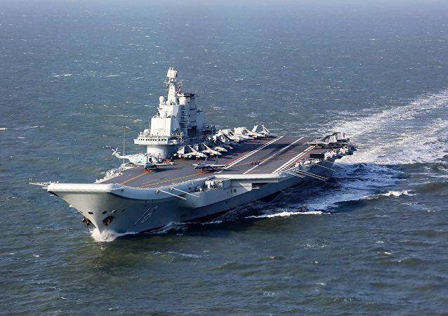 Liaoning, portaviones chino (Archivo)