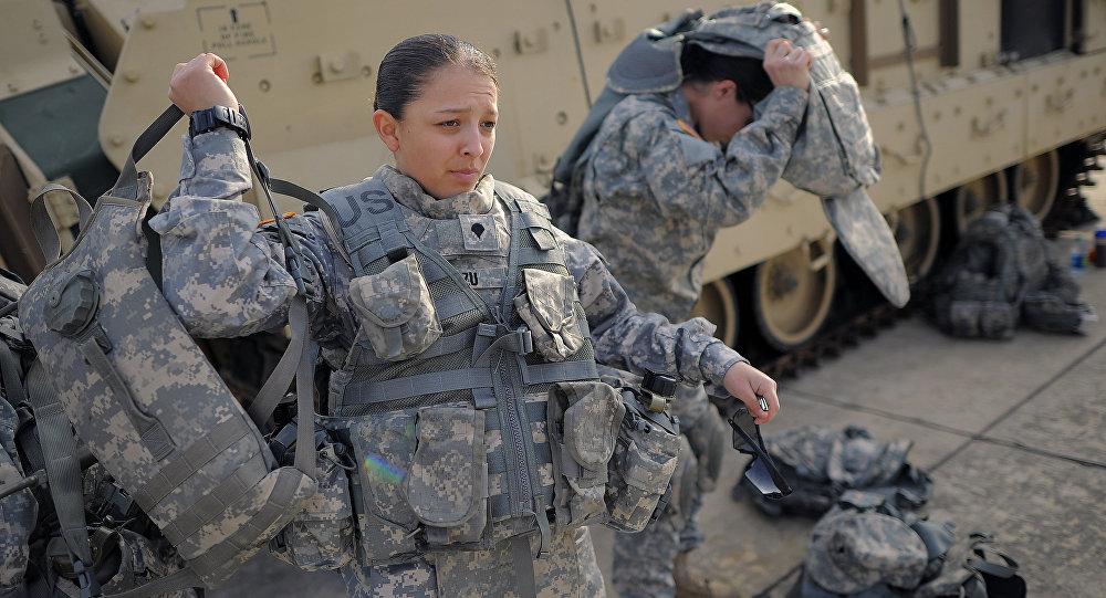 Dos militares del Ejército de EEUU