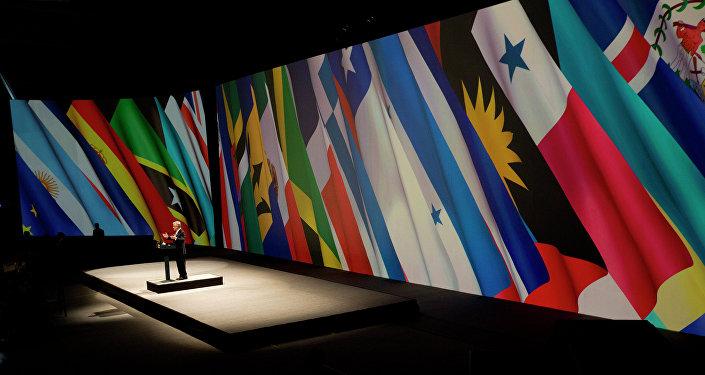 El discurso del presidente de Chile durante cumbre CELAC-UE en Santiago, 2013