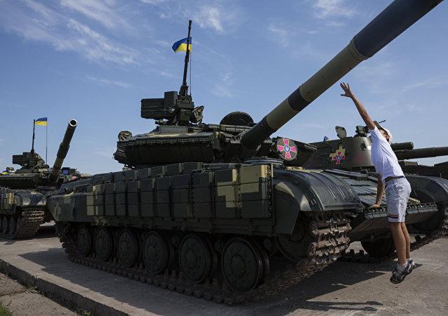 Los tanques T-64BV