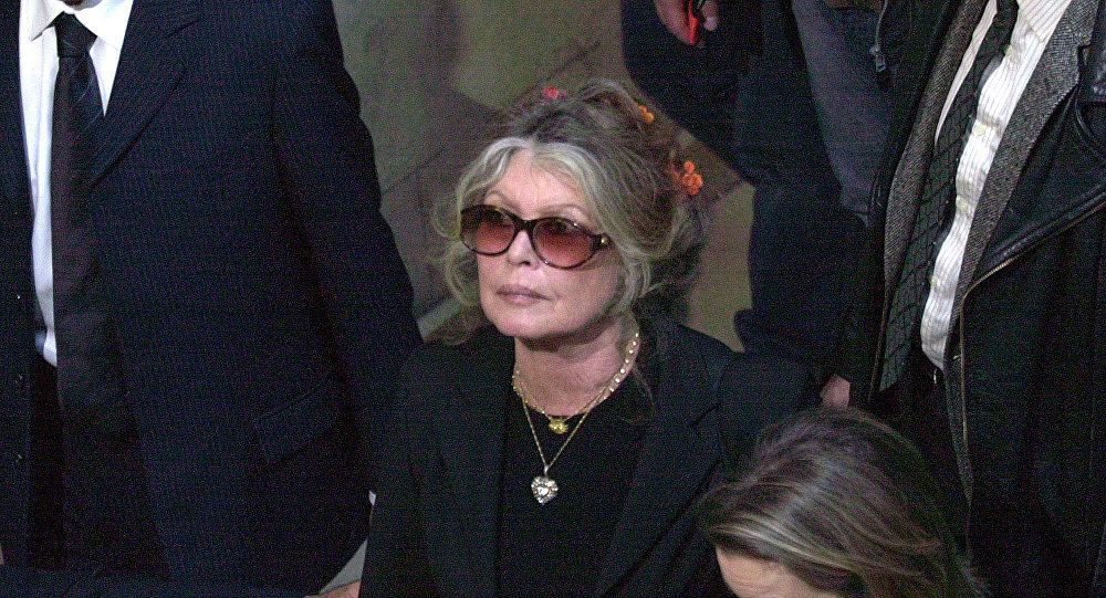Brigitte Bardot (archivo)