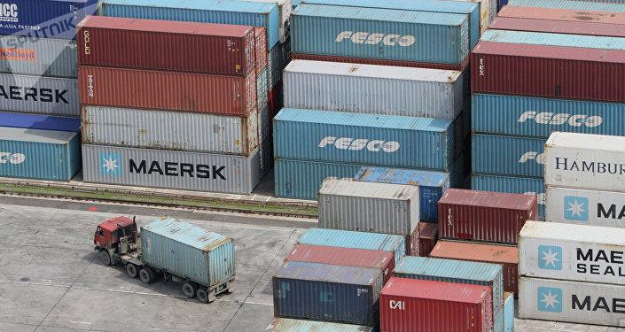 Un puerto (imagen referencial)