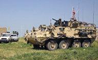 Tropas estadounidenses en Siria