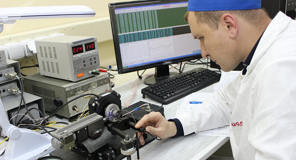 Científico ruso