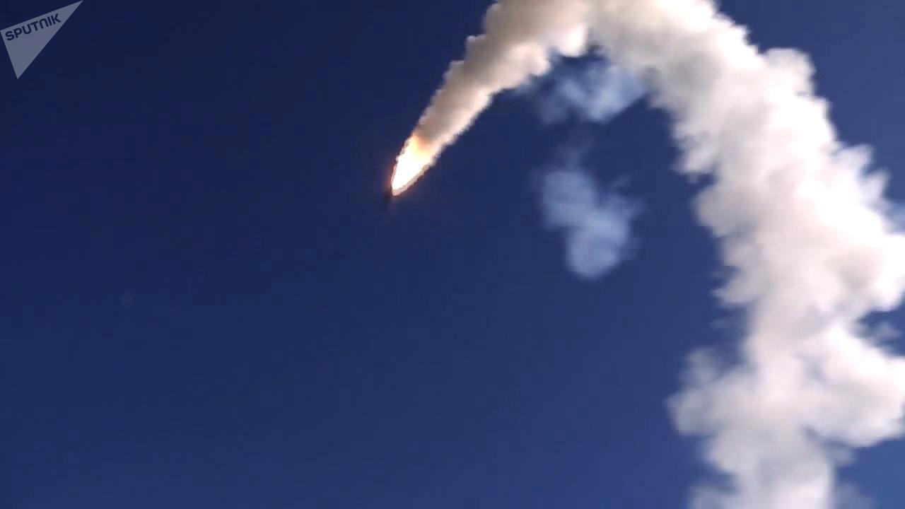 Los misiles hipersónicos universales antibuque Ónix (archivo)