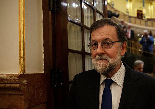 Mariano Rajoy, presidente de Gobierno de España