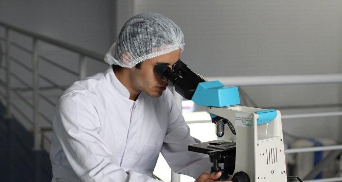 Microscopio (imagen referencial)