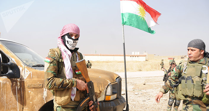 Peshmerga (archivo)