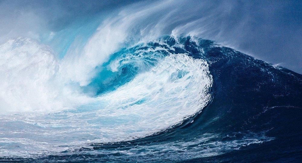 Un tsunami