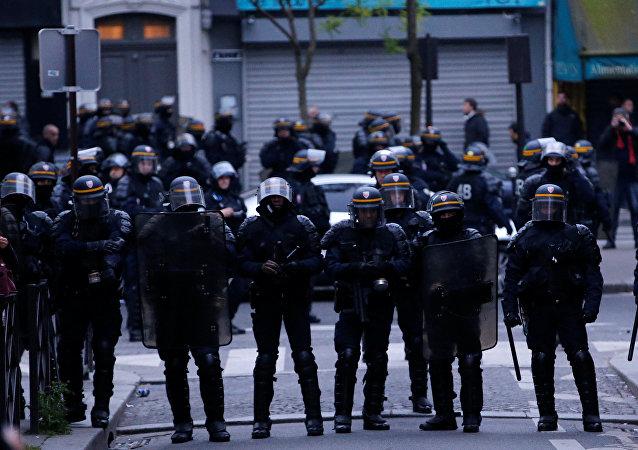 Policía de París