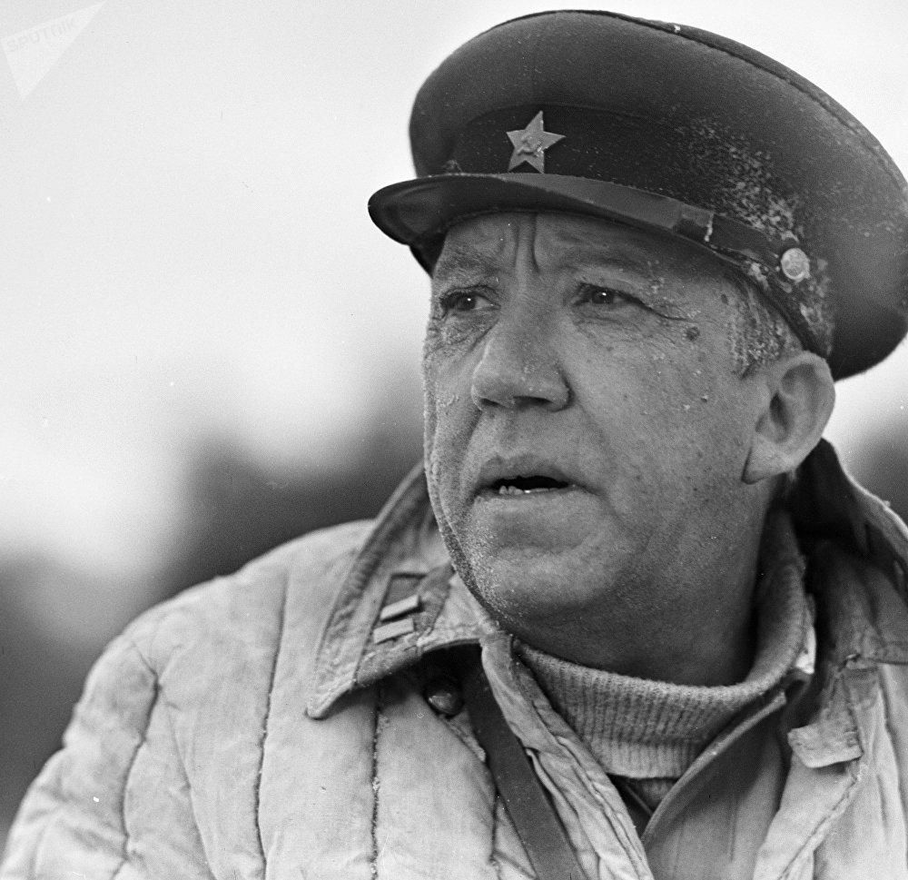 Yuri Nikulin, actor soviético