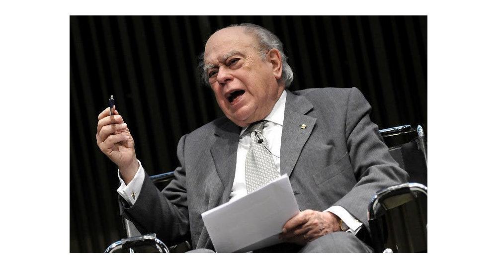 Jordi Pujol, ex presidente catalán