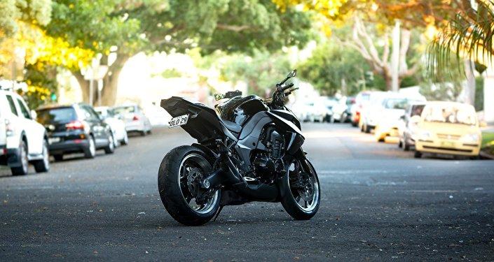 Motocicleta (imagen referencial)