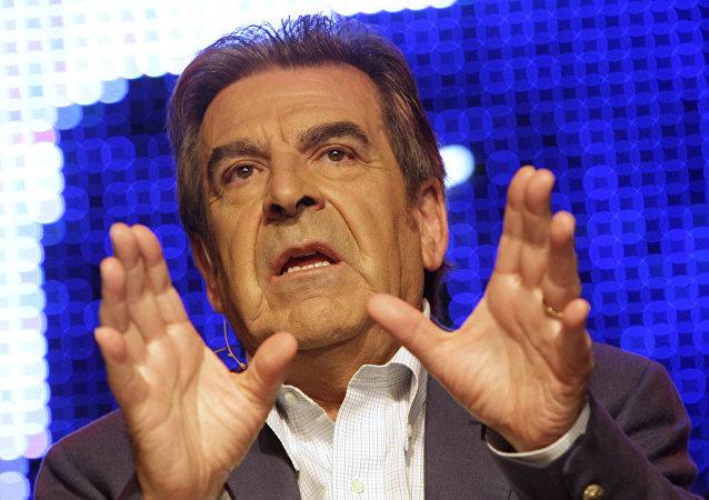 Expresidente de Chile, Eduardo Frei (archivo)