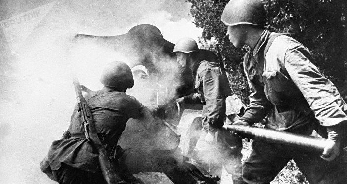 Los primeros días de la Gran Guerra Patria (1941-1945)