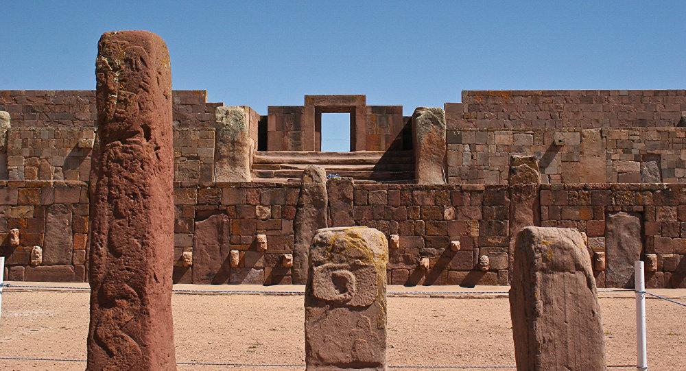 Tiwanaku En La Metrópoli Arqueológica Convertirse Puede Gran De PikOwXZuT