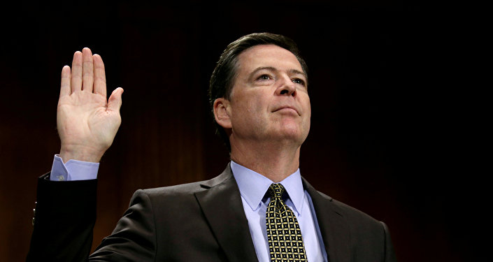 James Comey, exjefe del FBI (archivo)