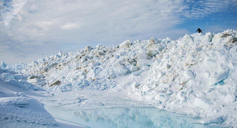 El Ártico (archivo)