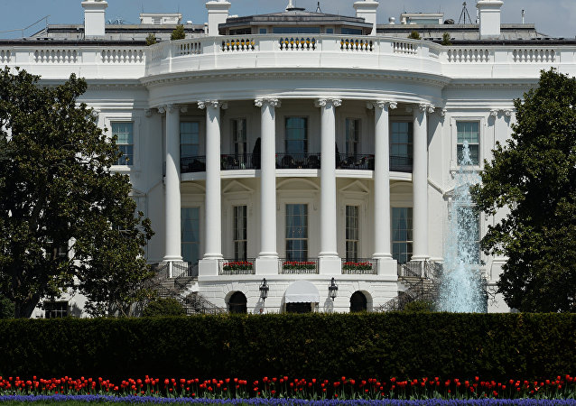 Casa Blanca en Washington, EEUU