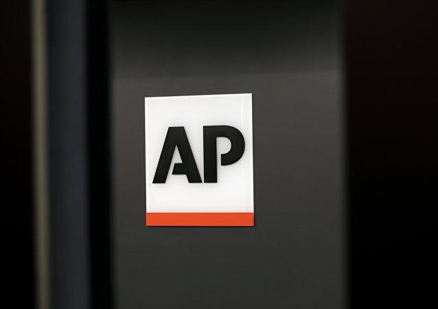 Logo de la agencia AP