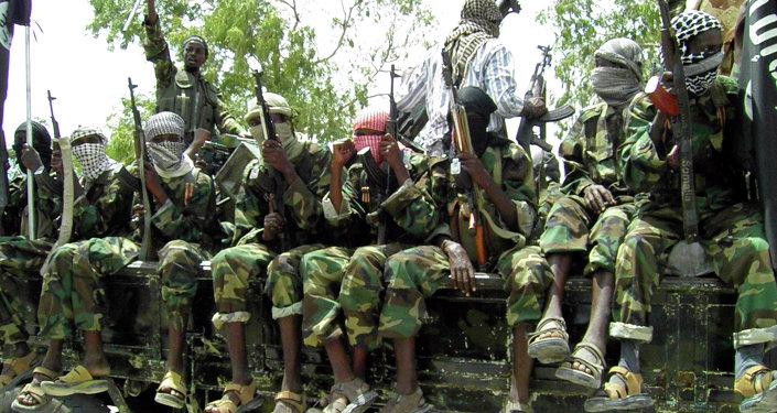 Combatientes de Al Shabab (archivo)
