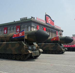 Lanzadores de misiles balísticos intercontinentales del Ejército Popular de Corea del Norte