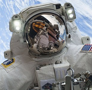 Un astronauta de la NASA (archivo)