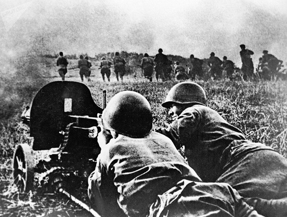 La batalla de Minsk (1941)