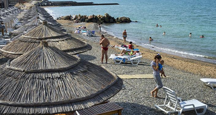 Playa de Crimea