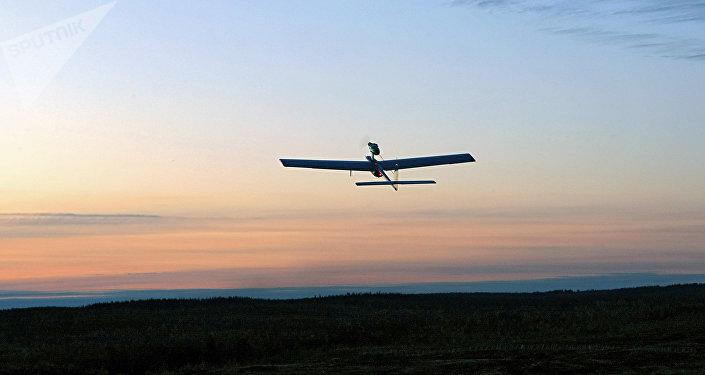 China crea una flota de drones para combatir la contaminación