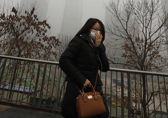 Pekín, una de las ciudades más contaminadas de China y del planeta